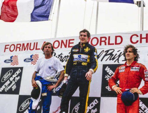 Ligier en Formule 1 : le retour de Jacques Laffite