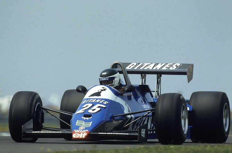 Jarier Ligier JS21