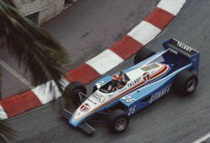 Ligier JS19 Monaco