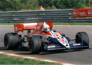 Ligier JS23B De Cesaris