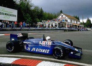 Ligier JS29B Arnoux