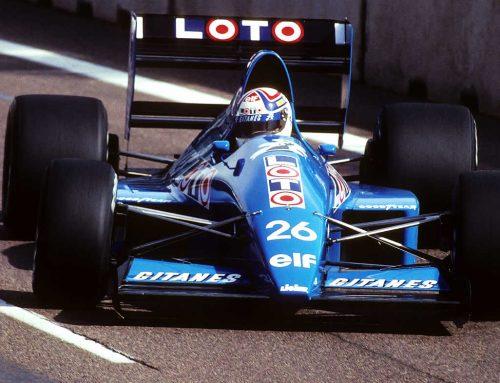 Ligier en Formule 1 : les années de transition