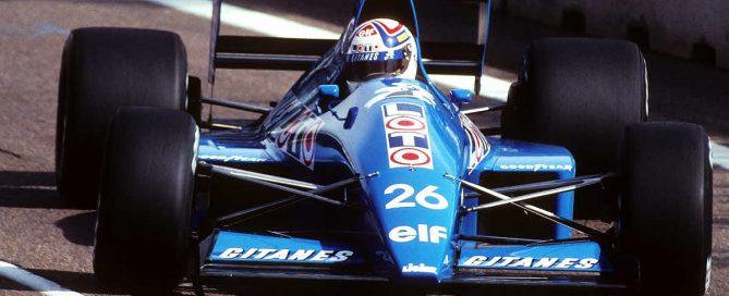 Ligier JS33 Alliot 1990