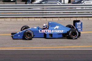 Ligier JS33B Larini