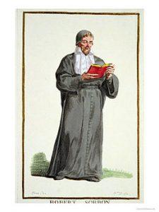Robert de Sorbon Sorbonne