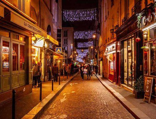La rue Mouffetard et son histoire