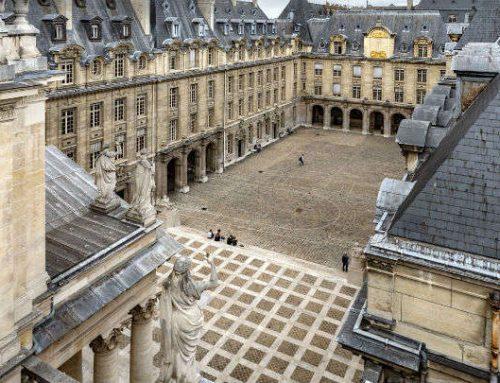L'histoire de l'Université de la Sorbonne