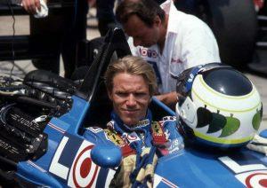 Stefan Johansson Ligier JS31