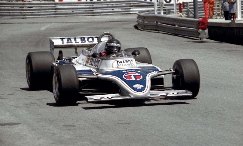 Talbot Ligier JS17 Laffite