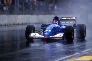 Franck Lagorce Ligier JS39B