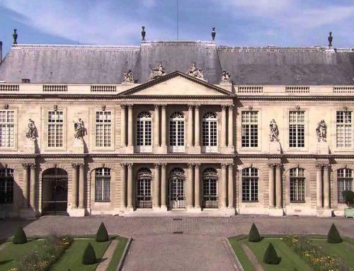 Hôtel de Soubise et son histoire