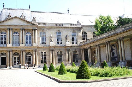 Jardin Hotel de Soubise