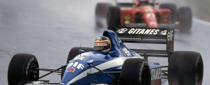 Ligier JS35 Boutsen