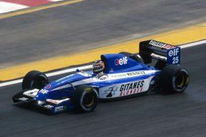 Ligier JS37 Boutsen