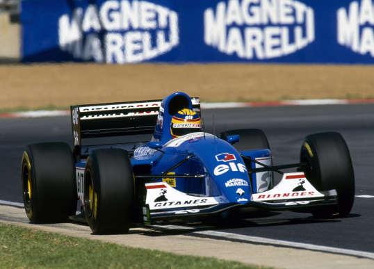 Ligier JS39 Blundell