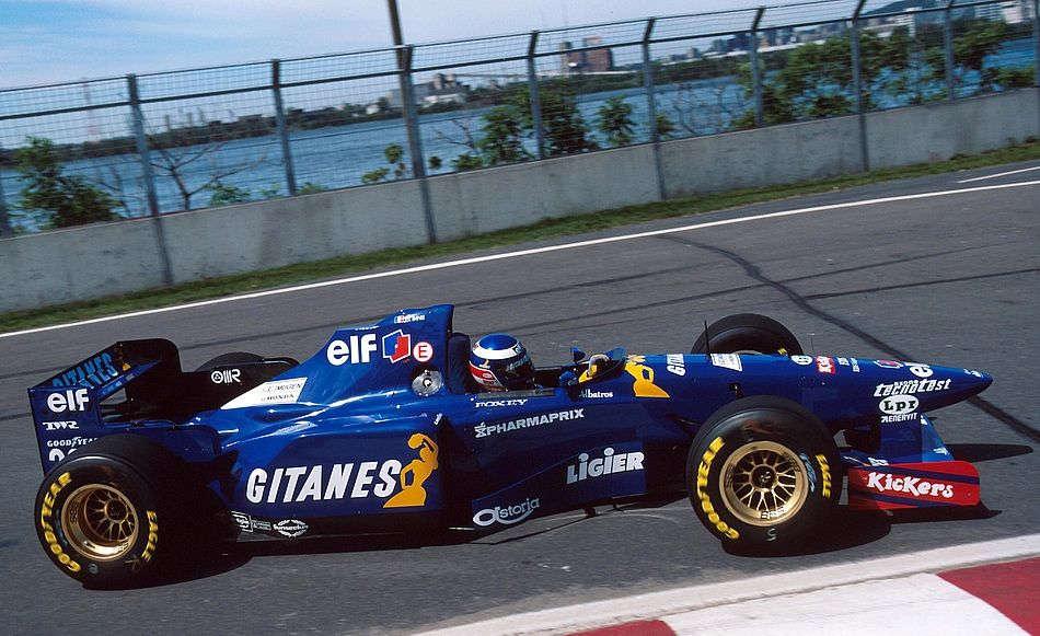 Ligier JS41 Panis