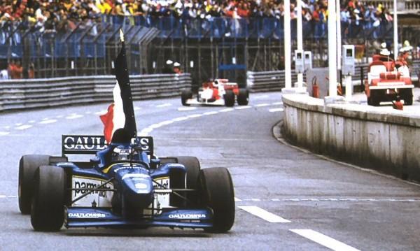 Ligier JS43 Panis Monaco