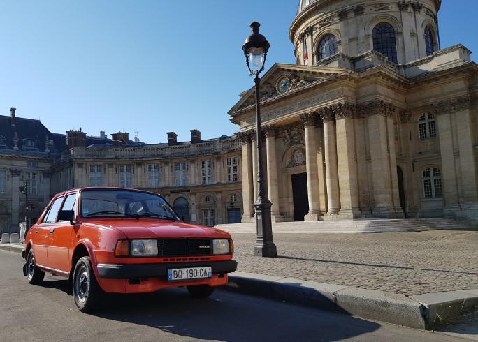 Skoda 120 L Paris