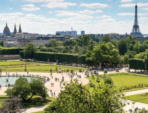Le jardin des Tuileries et son histoire