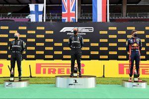 Grand Prix de Styrie 2020 podium
