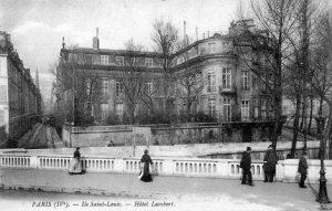 Hotel Lambert ile saint louis