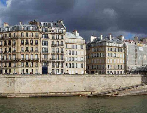 Ile Saint Louis à Paris