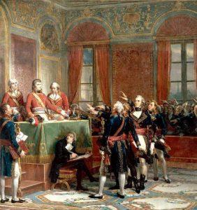 Napoleon au petit luxembourg