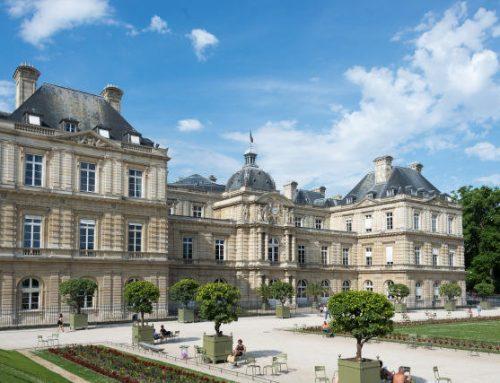 Le Palais du Luxembourg et son histoire