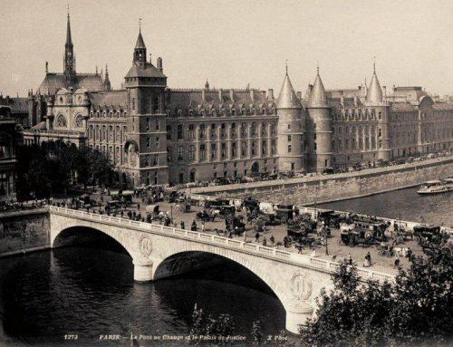 L'histoire du Pont au Change à Paris