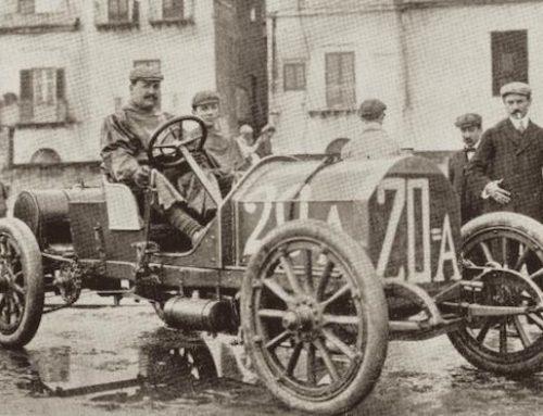 Les débuts de Vincenzo Lancia