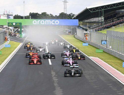 Le carnet de notes du Grand Prix de Hongrie 2020