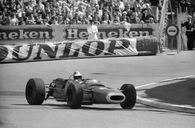 Beltoise Matra MS5 Monaco GP 1967