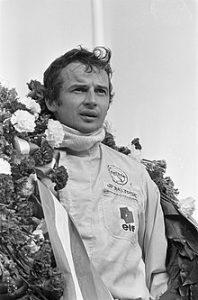 Beltoise podium Zandvoort 1968
