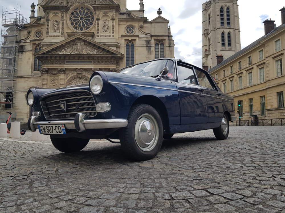Sortie insolite quartier latin Peugeot