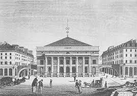 theatre odeon paris
