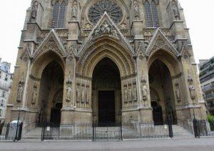 basilique sainte clotilde paris
