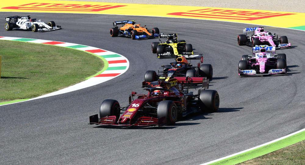 carnet de notes grand prix toscane 2020