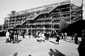 centre georges pompidou 1977
