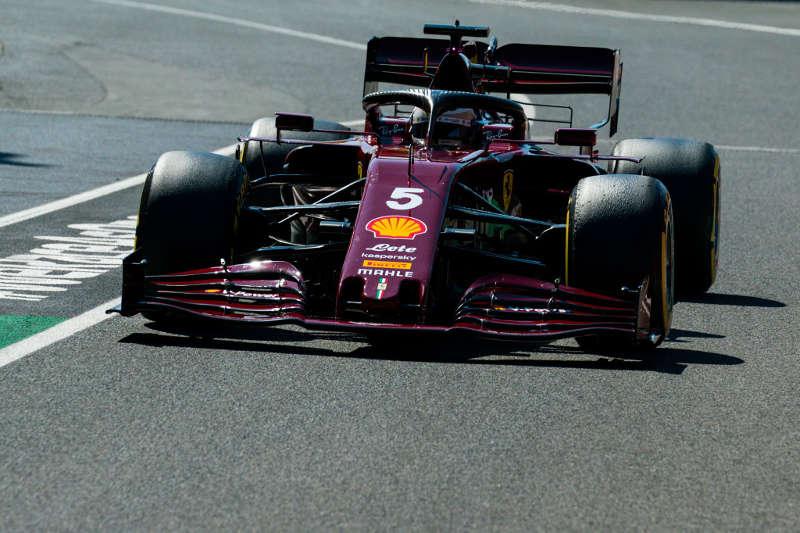 gp toscane 2020 Vettel