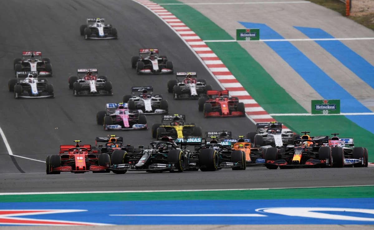 Carnet de note Grand Prix du Portugal 2020