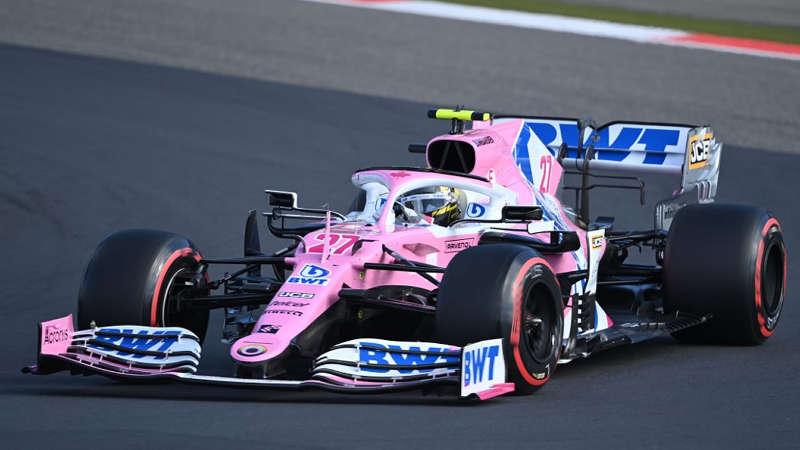 Nico Hulkenberg Grand Prix Eifel 2020