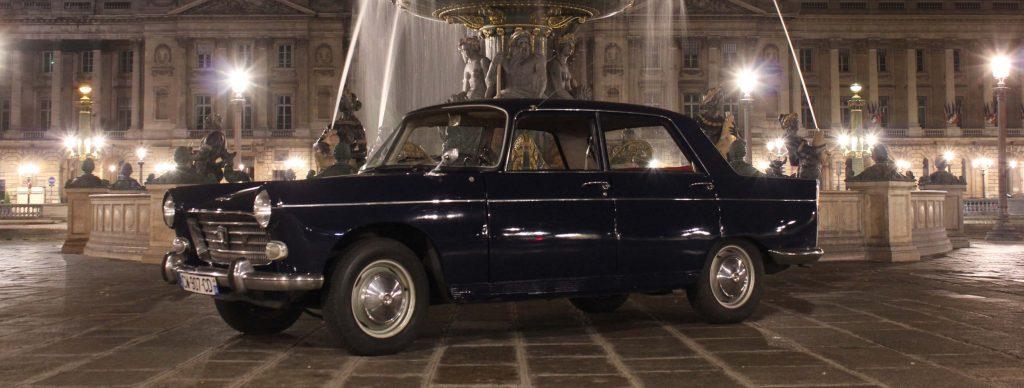 Peugeot 404 1963 Paris Balade