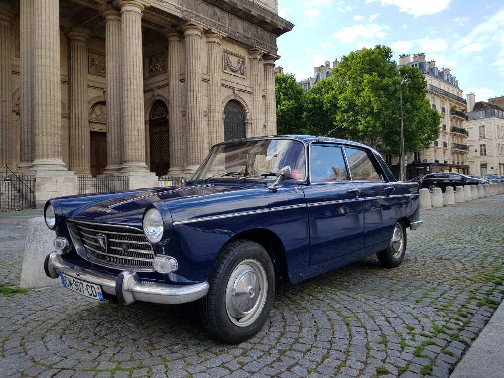 Peugeot 404 Pininfarina