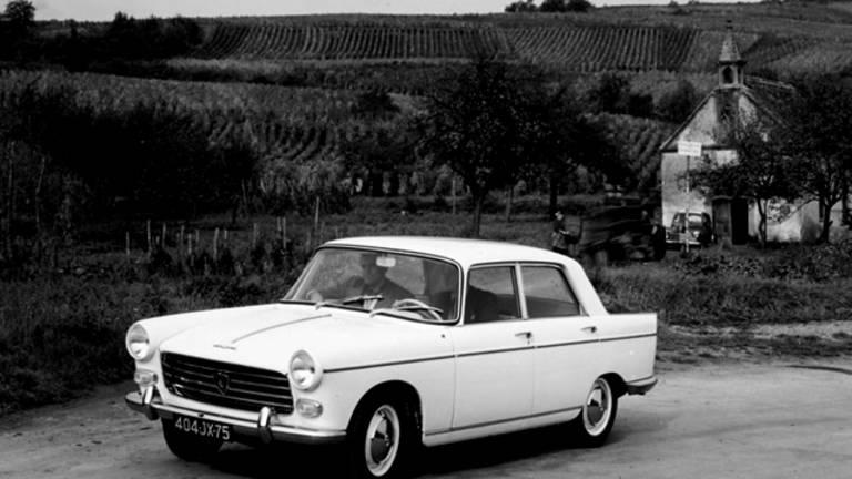 Peugeot 404 et ses concurrentes