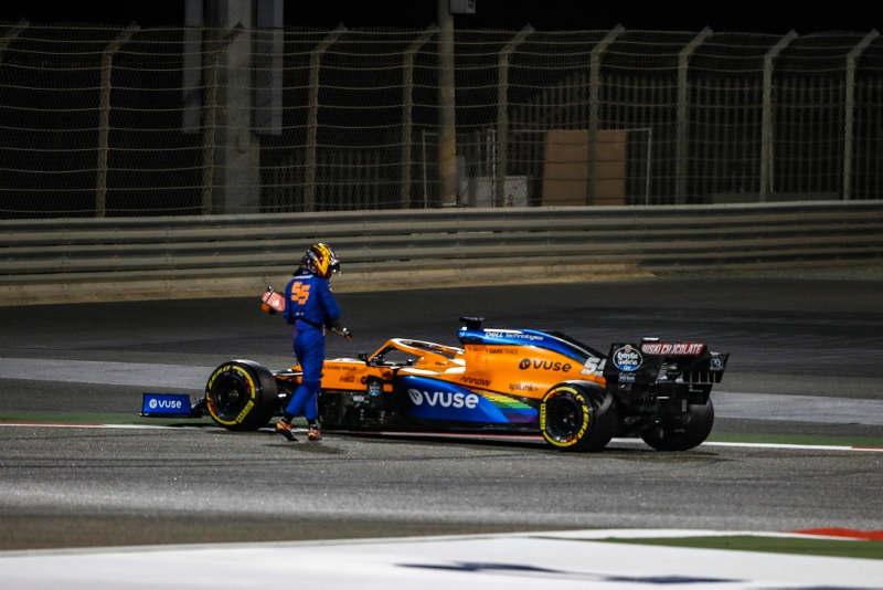 Carlos Sainz Bahrain Grand Prix 2020