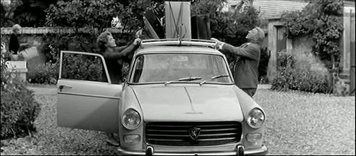 Peugeot 404 Jean gabin