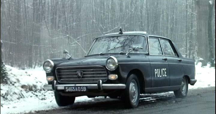 Peugeot 404 au cinema