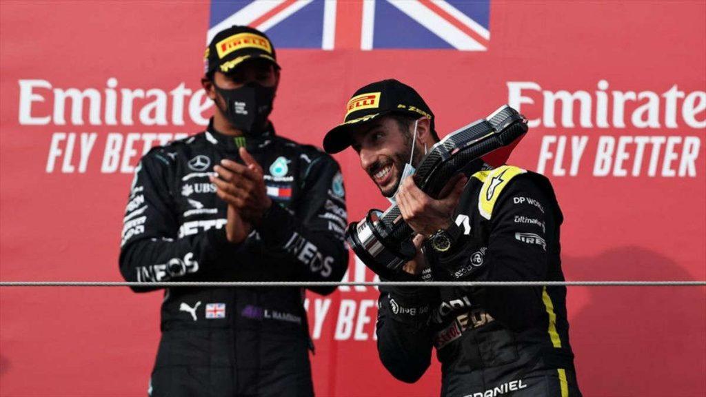podium grand prix emilie romagne 2020