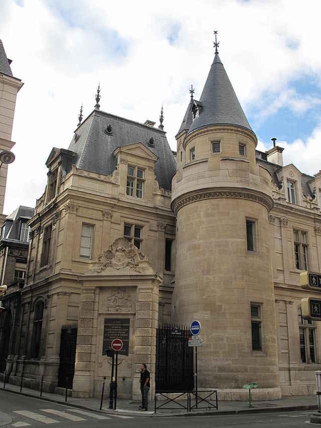 Conservatoire national des arts et metiers