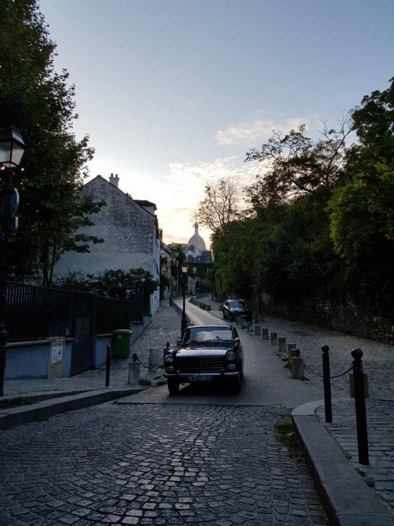 Peugeot 404 Montmartre